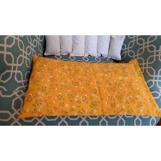 nahřívací bederní polštářek 45 x 25cm vintage romance